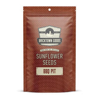 Premium Roast Sunflower Seeds - BBQ Pit by Bricktown Roasters