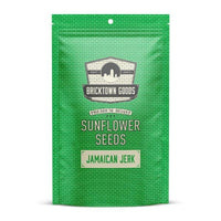 Premium Roast Sunflower Seeds - Jamaican Jerk by Bricktown Roasters