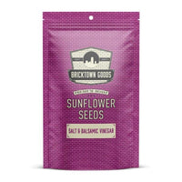 Premium Roast Sunflower Seeds - Salt & Balsamic Vinegar by Bricktown Roasters