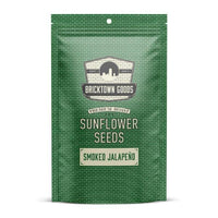 Premium Roast Sunflower Seeds - Smoked Jalapeno by Bricktown Roasters
