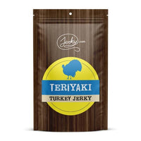 All-Natural Turkey Jerky - Teriyaki by Jerky.com