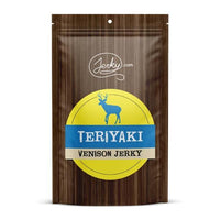 All-Natural Venison Jerky - Teriyaki by Jerky.com