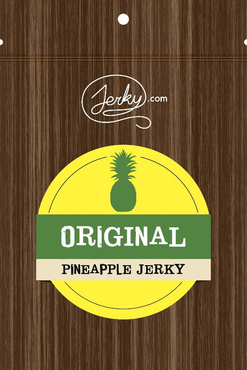 All-Natural Pineapple Jerky by Jerky.com