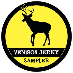 All-Natural Venison Jerky by Jerky.com