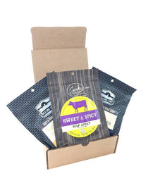 Beef Jerky Subscription Box by Jerky.com