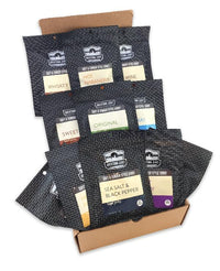 Bricktown Jerky Sampler Gift Box by Bricktown Jerky