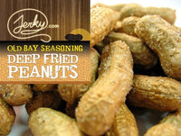 Deep Fried Peanuts - Old Bay Seasoned by Jerky.com