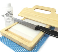 Meat Slicing Board Kit - Make Jerky Like the Pros by Jerky.com