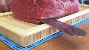 Professional Jerky Meat Slicing Knife by Jerky.com