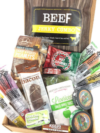 Snack Lover's Gift Box by Jerky.com