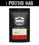 Soft and Tender Style Beef Jerky - 1 Pound Bag by Bricktown Jerky