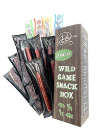 Wild Game Snack Box Jerky.com