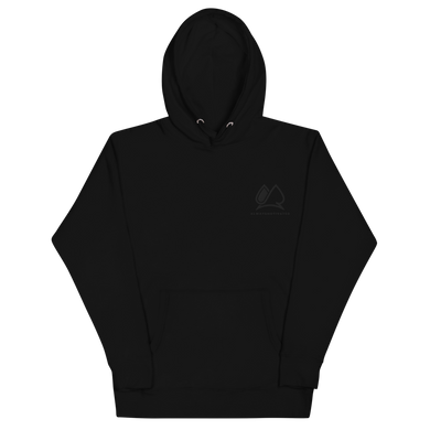 Always Motivated Hoodie - Black/Black