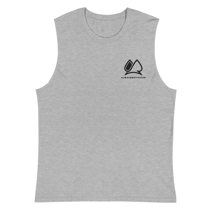 AM Muscle Shirt (Grey)