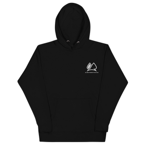 Always Motivated Hoodie - Black/White