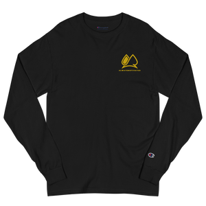 AM x Champion  Long Sleeve Shirt (Black)