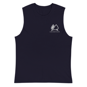 AM Muscle Shirt (Navy)