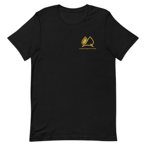 Always Motivated T-Shirt (Black/Gold)
