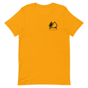 Always Motivated T-Shirt (Gold/Black)
