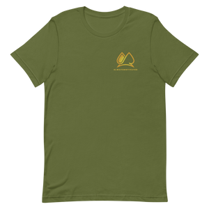 Always Motivated T-Shirt (Brown/Gold)
