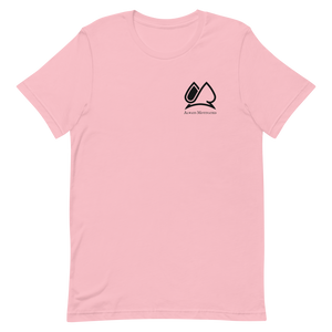 Always Motivated T-Shirt (Pink/Black)
