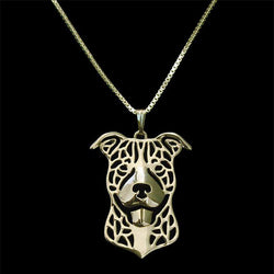 American Pitbull Necklace