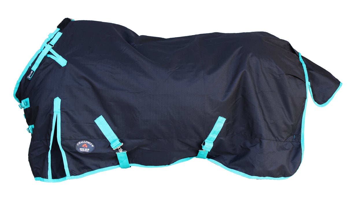 1200D Turnout  Horse SHEET Light Winter Blanket  356