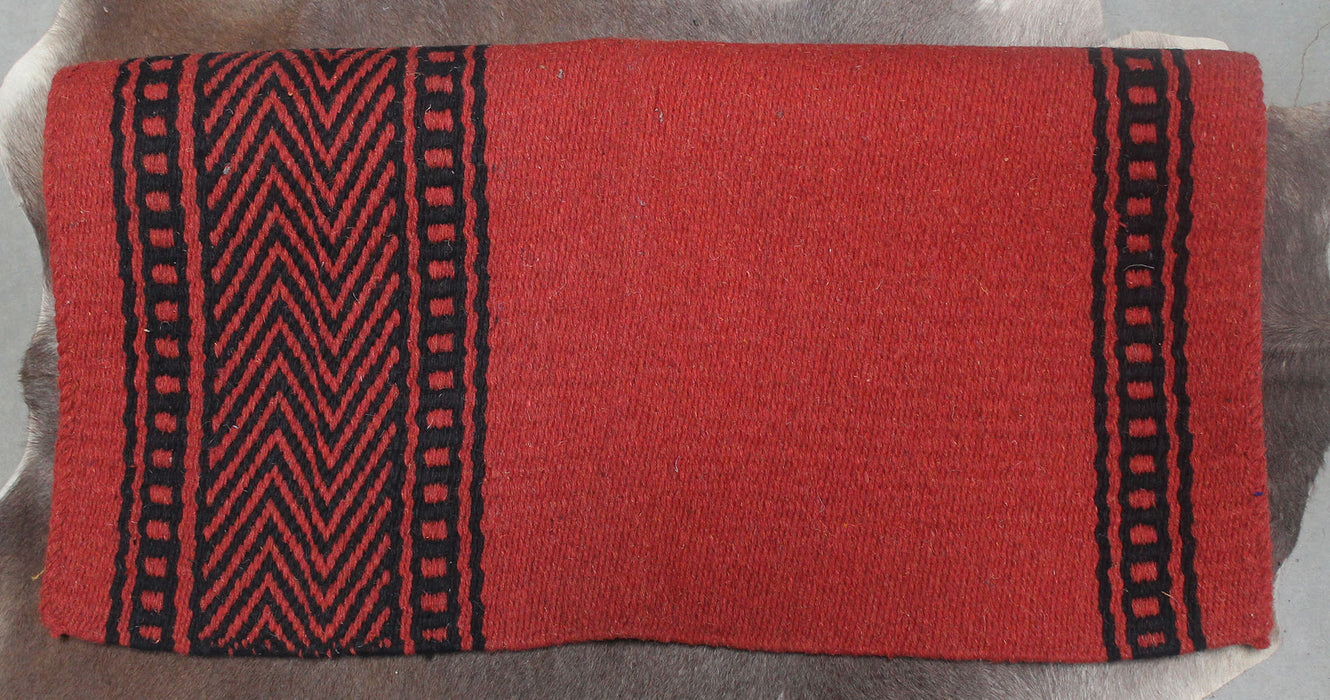 34x36 Horse Wool Western Show Trail SADDLE BLANKET Rodeo Pad Rug  36144