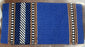 34x36 Horse Wool Western Show Trail SADDLE BLANKET Rodeo Pad Rug  36171