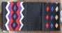 34x36 Horse Wool Western Show Trail SADDLE BLANKET Rodeo Pad Rug  3687