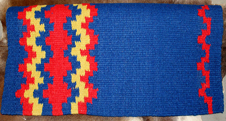 34x36 Horse Wool Western Show Trail SADDLE BLANKET Rodeo Pad Rug  36S168