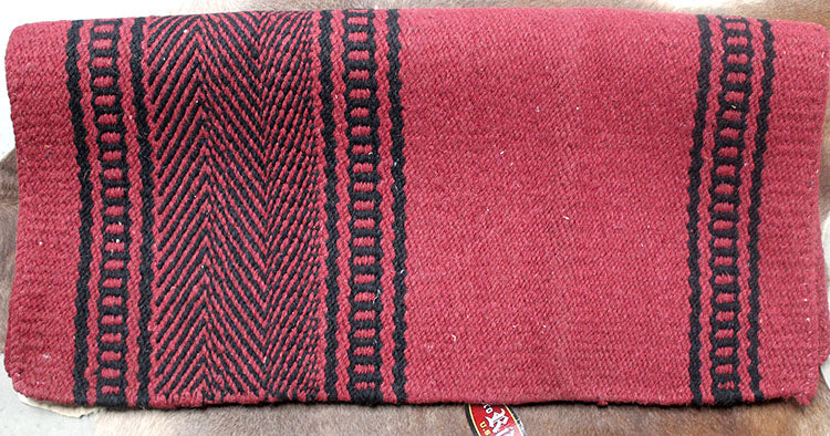 34x36 Horse Wool Western Show Trail SADDLE BLANKET Rodeo Pad Rug  36S310