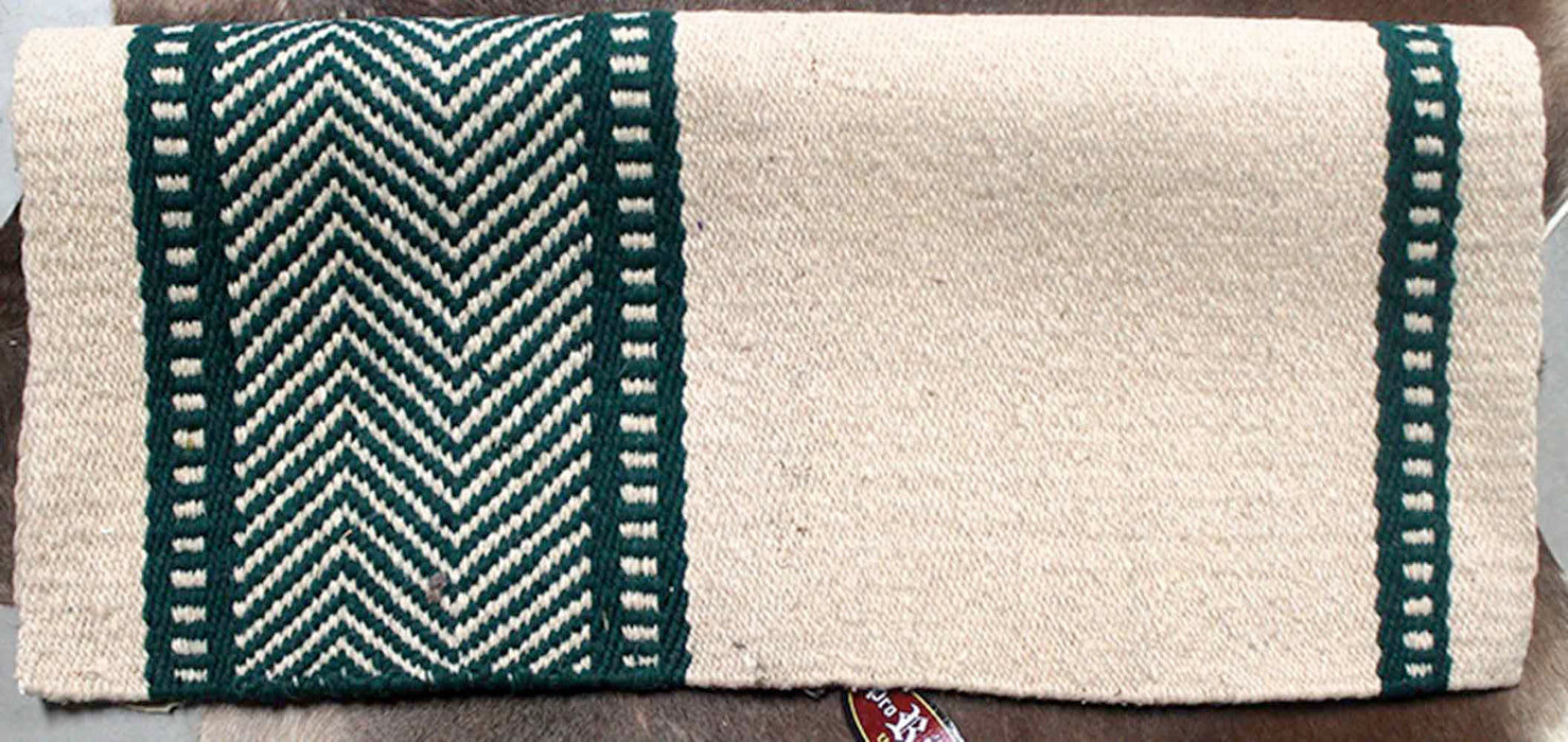 34x36 Horse Wool Western Show Trail SADDLE BLANKET Pad Rug  36S316