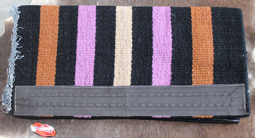 34x36 Horse Wool Western Show Trail SADDLE BLANKET Pad Rug  36S685