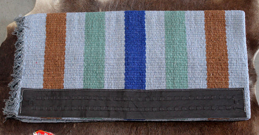 34x36 Horse Wool Western Show Trail SADDLE BLANKET Pad Rug  36S687