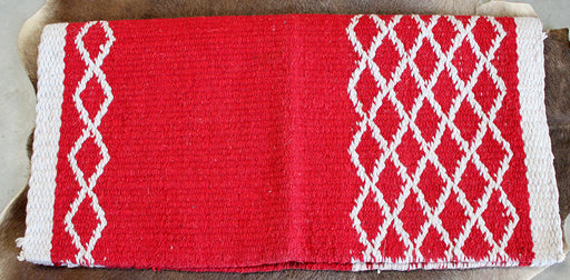 34x36 Horse Wool Western Show Trail SADDLE BLANKET Pad Rug  36S723