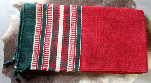34x36 Horse Wool Western Show Trail SADDLE BLANKET Rodeo Pad Rug  36S747