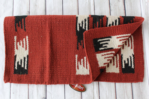 34x36 Horse Wool Western Show Trail SADDLE BLANKET Rodeo Pad Rug  36S75
