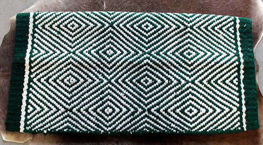 34x36 Horse Wool Western Show Trail SADDLE BLANKET Pad Rug  36S783