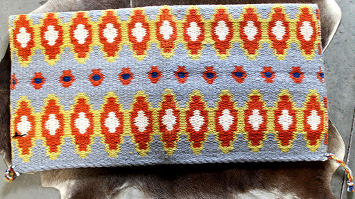 34x36 Horse Wool Western Show Trail SADDLE BLANKET Rodeo Pad Rug  36S816