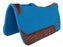 Challenger Western Contoured Wool Felt Moisture Wicking Horse Saddle Pad 3975