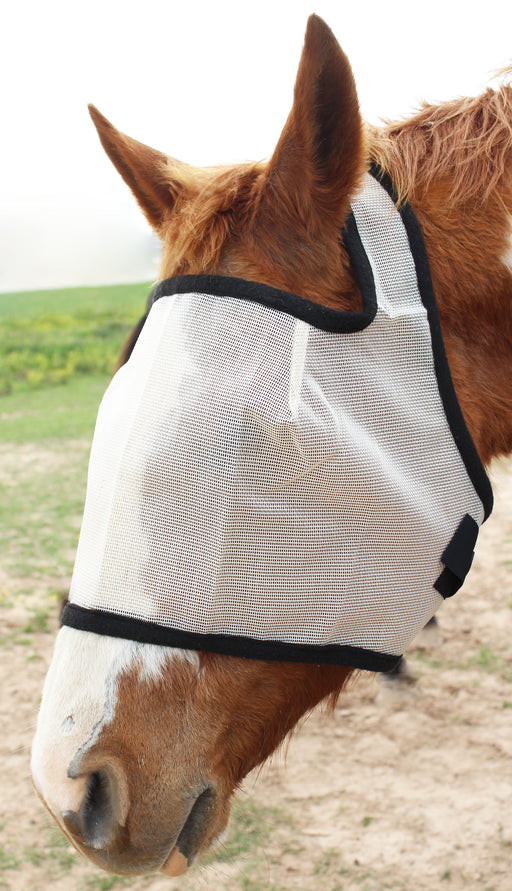 Equine Horse Light Weight Fly Mask Summer Spring Airflow Mesh 73228