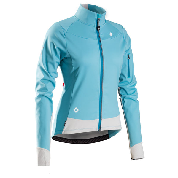 Bontrager 180 RXL Softshell jacket womens Jacket- available from The Freedom Machine