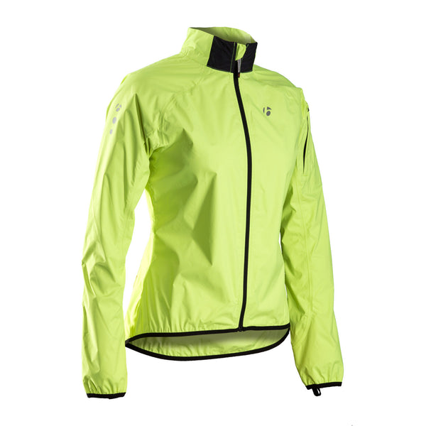 Bontrager Stormshell jacket womens Jacket- available from The Freedom Machine