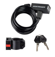 Bontrager Keyed Cable Lock
