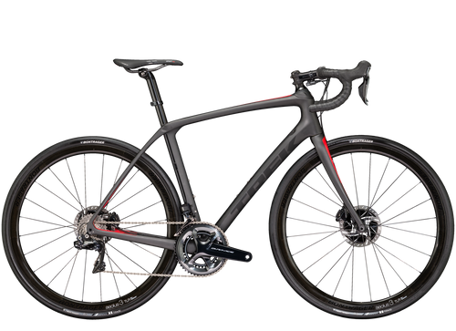 Trek Domane SLR 9 Disc - available from The Freedom Machine