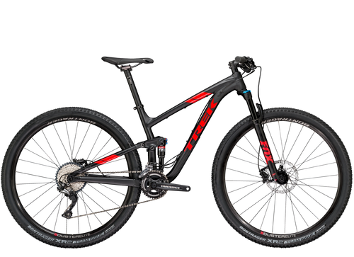 Trek Top Fuel 8 - available from The Freedom Machine