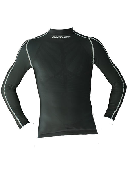 Outwet WP3 Long sleeve turtleneck   - available from The Freedom Machine
