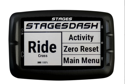 STAGES DASH GPS Head Unit