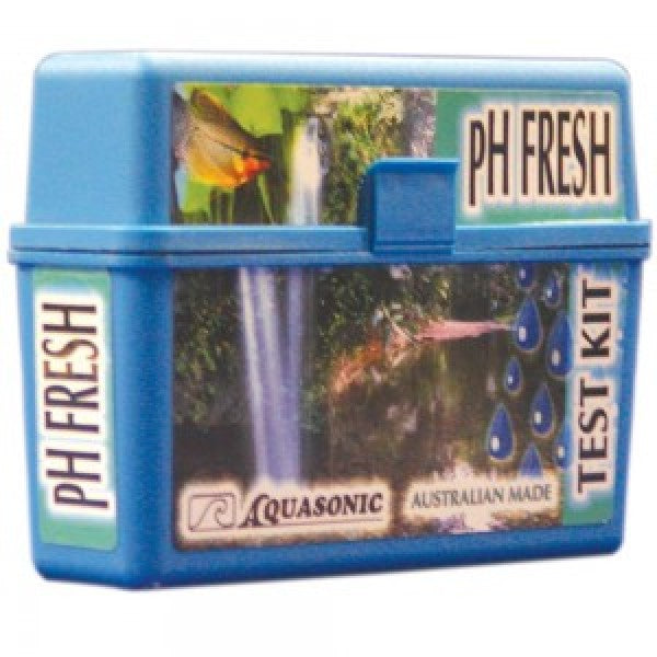 Aquasonic Ph Fresh Test Kit